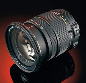 Sigma 17-55mm f2.8
